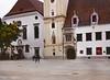 Main Plaza, South Side, Bratislava, Slovakia