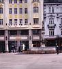 Main Plaza, North Side, Bratislava, Slovakia