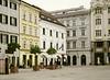 Main Square, I, Historic District, Bratislava, Slovakia (Bronica 645)