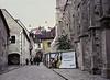 Sidestreet, I, Historic District, Bratislava, Slovakia (Bronica 645)