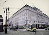 Streetcar, Link to Historic District, Bratislava, Slovakia