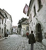 Side Street, II, Historic District, Bratislava, Slovakia