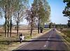 Bike, Highway #52, Near Alexandria, Romania