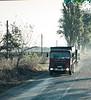 Truck, near Corabia, Romania
