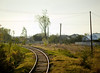 Railroad Tracks, Turnu Magurele, Romania