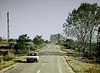 Slow Car, Highway #54, Islaz, Romania