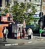 News Stand, Down Town, Alexandria, Romania
