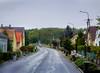 Rain, Village, near Pecs, Hungary