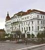 Historic Building, Main Plaza, Pecs, Hungary