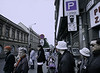 Americans, Street Corner, Pecs, Hungary
