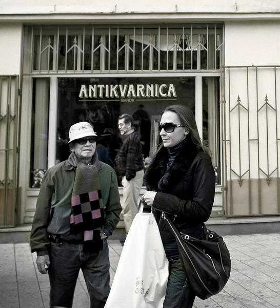 Sunglasses, Promenade, Novi Sad, Serbia