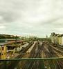 Switching Yard, Outskirts, Vienna, Austria