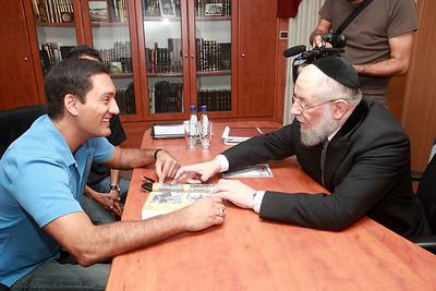 Dany Brillant At Israel