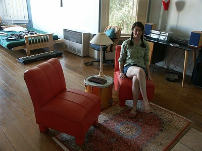 Danya's chairs, 2005