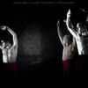 Toreador II - de Rituales / Compañía Danza Contemporánea de Rafael Carlín  <br /> - Alex Nadler, Enrique González Romero, Frank Esqueda, bailarines