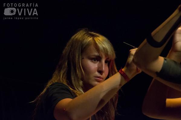 Oximorón - Danza - Light Pinting - Body Painting<br /> Oximorón - Danza - Light Pinting - Body Painting