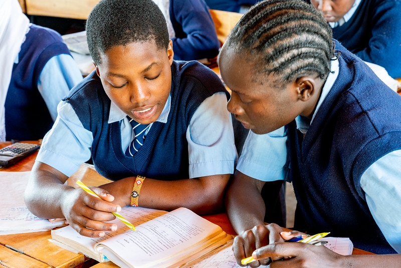 Daraja's intensive 4-year secondary school education
