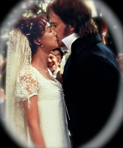 Mr. & Mrs. Darcy