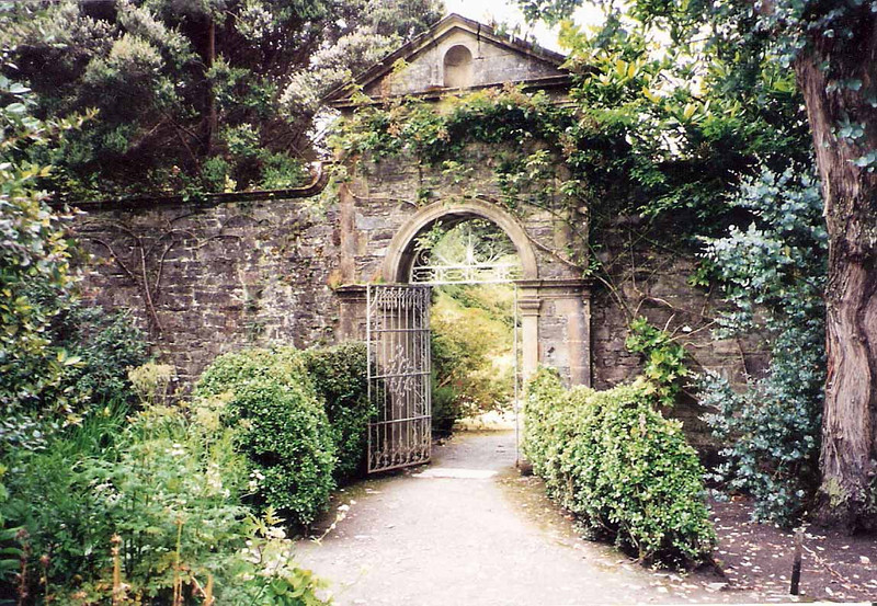 North gate of Netherfield