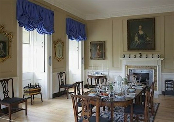 Netherfield breakfast room