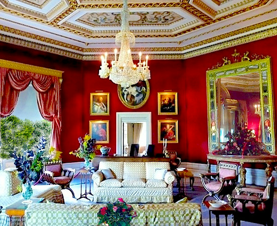 Netherfield parlor