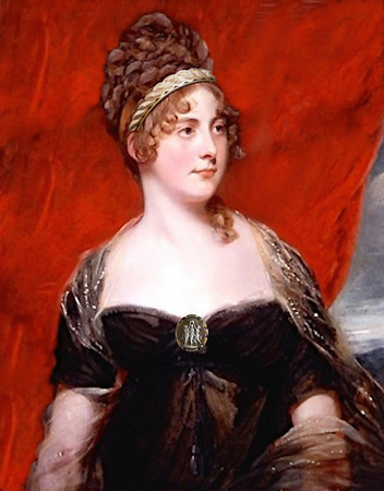 Lady Simone, Marchioness of Fotherby