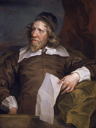 Architect Inigo Jones (1573-1652)