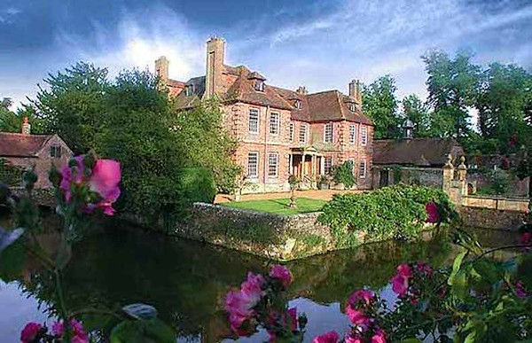 Longbourn Manor, home of the Bennets
