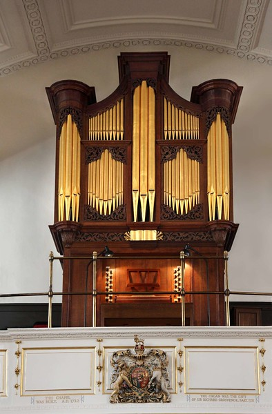 Grosvenor organ