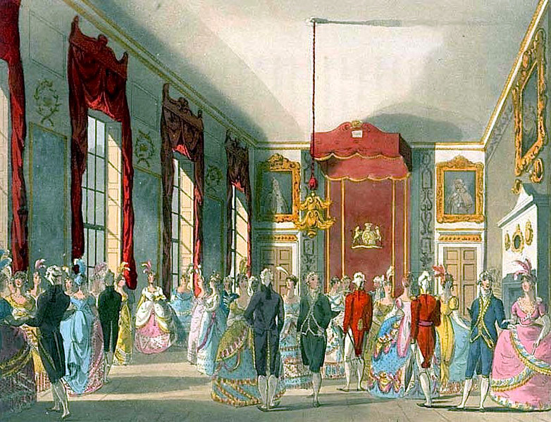 St. James's Palace drawing room