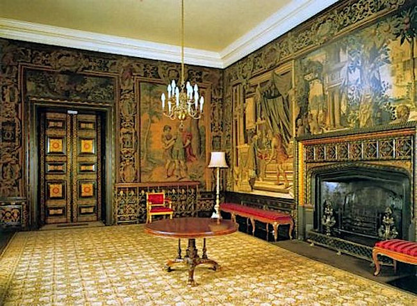 Tapestry Room, St. James's Palace
