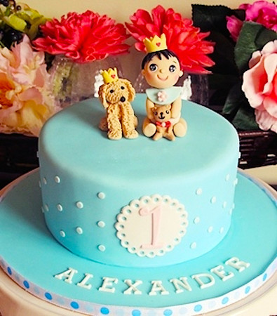 Happy Birthday Alexander!