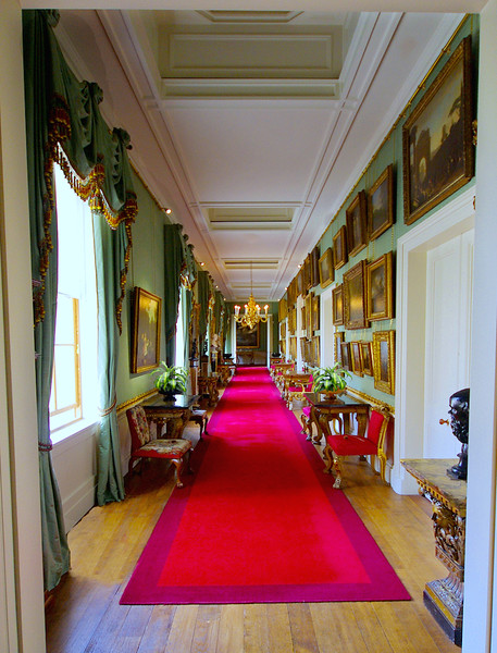 corridor gallery of fine art