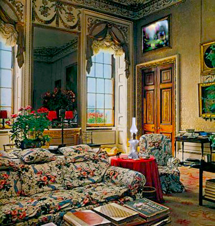 gold parlor