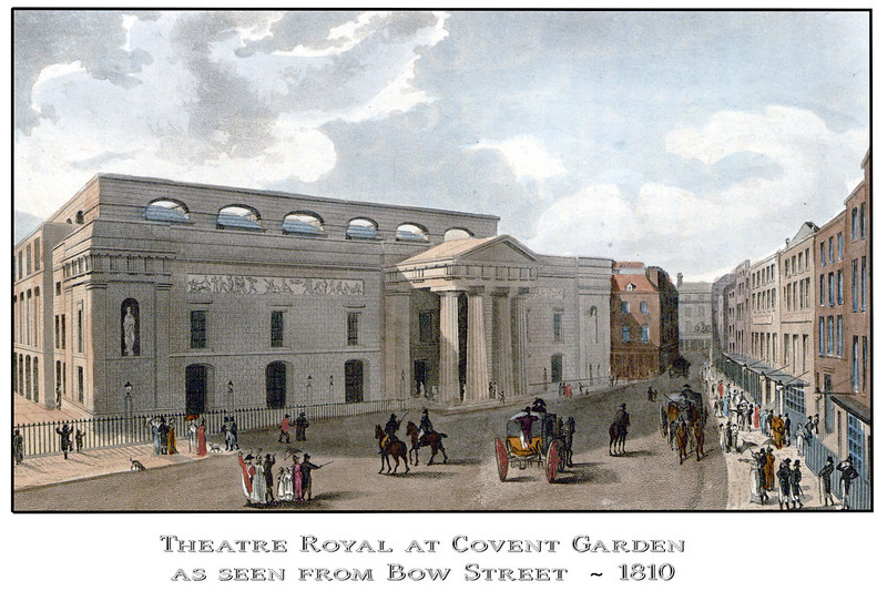 Covent Garden Theatre Royal
