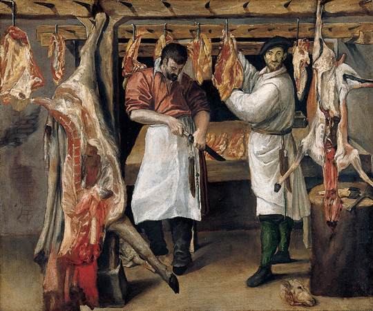 """The Butcher Shop"""