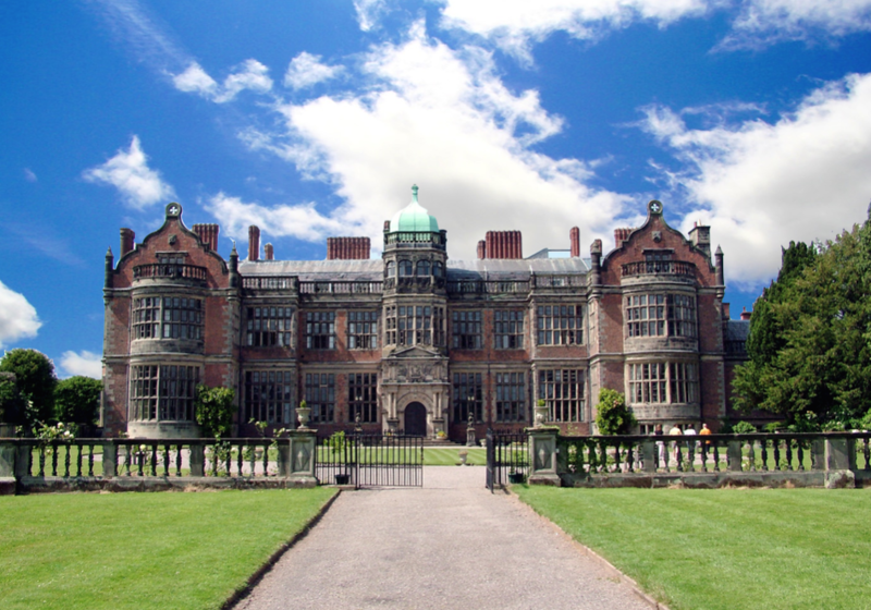 Whitlenell Hall, Staffordshire