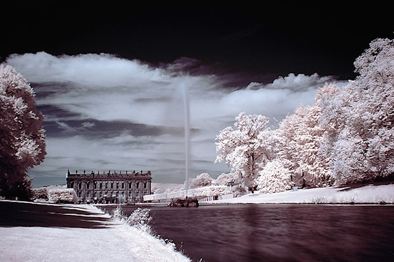 winter comes to Pemberley