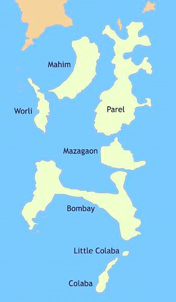 7 Islands of Bombay