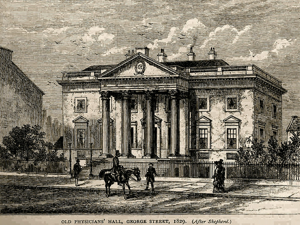 Old Physicians' Hall, London