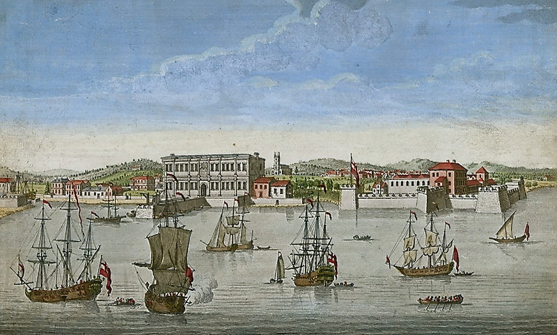 Fort of Bombay