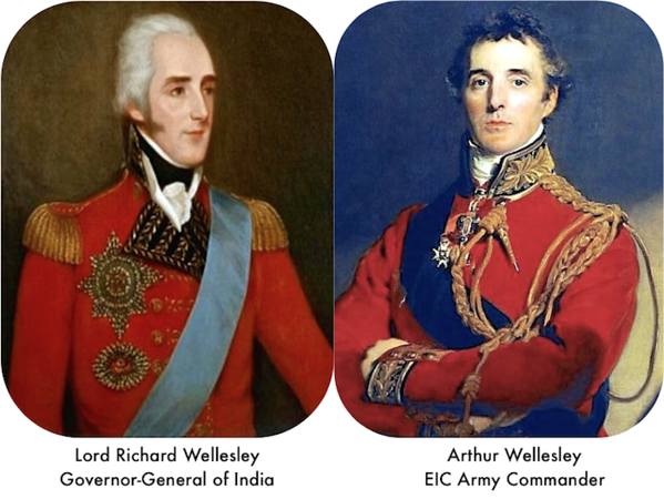 Wellesley brothers