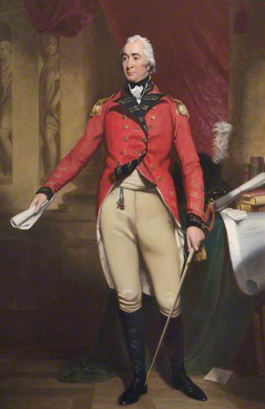 Earl of Moira, Marquess of Hastings