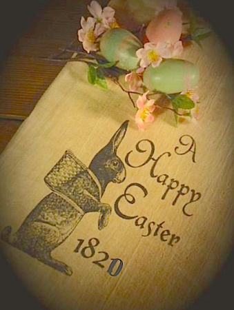 Easter of 1820