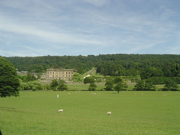 ... then return to Pemberley by late summer.