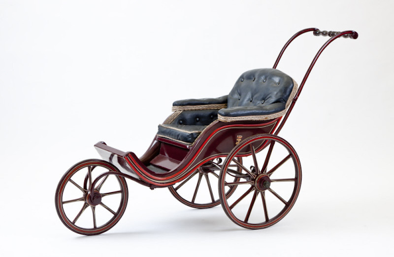 1762 baby carriage