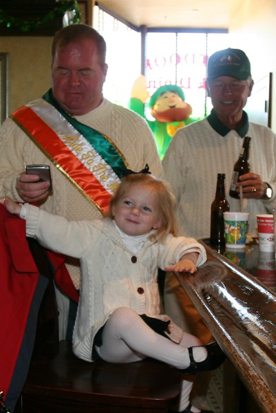 Darcy  St Pats Day Parade