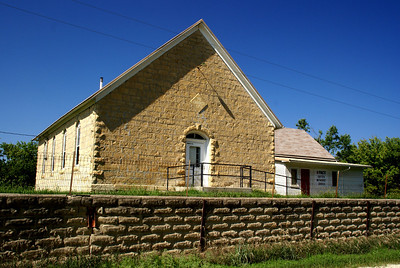 Fact United Methodist Church - northeast Clay County