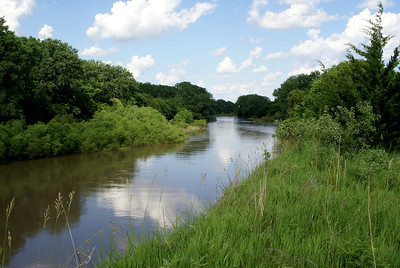 Republican River - northwest Clay County