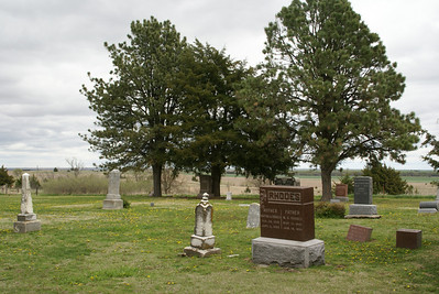 West Summit Cemetery - west of Concordia, Cloud County Kansas
